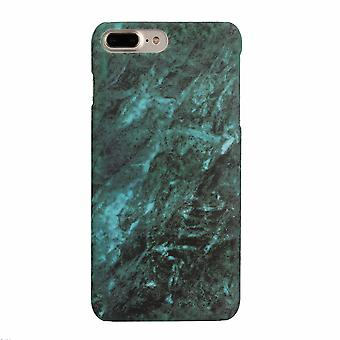 Iphone 6 / 6S 4.7 marble shell protection case green