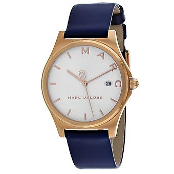 Marc Jacobs Women's Henry White Dial Watch - MJ1609