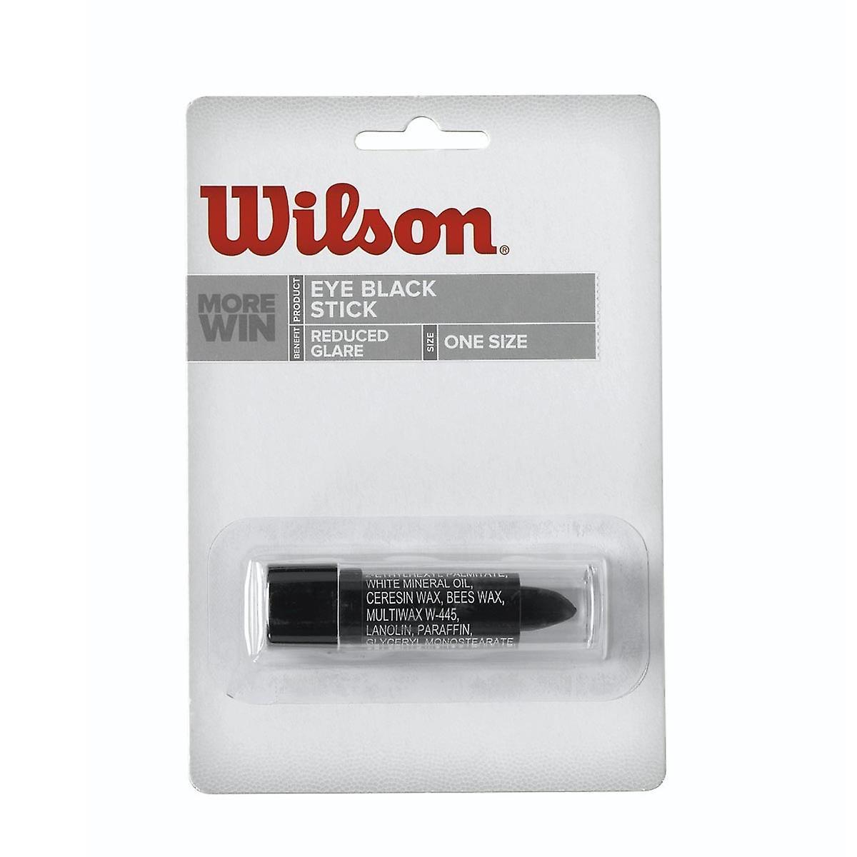 Wilson NFL Eye Black Stick Match Day Anti Glare American Football Face Paint