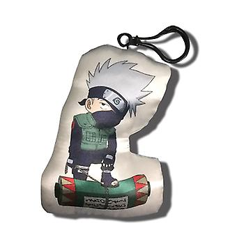 Key Chain - Naruto Shippuden - New Kakashi Plush Toys Licensed ge37454