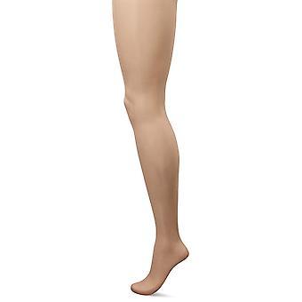 L'eggs Women's Silken Mist Control Top Sheer Toe Run Resist Ultra, Nude, Size B