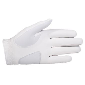 Bridgestone Womens Cabretta Synthetic Leather Golf Gloves LH