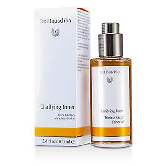 Dr. Hauschka Clarifying Toner (for Oily Blemished Or Combination Skin) - 100ml/3.4oz