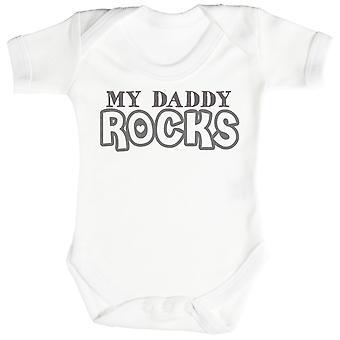 Mój tatuś skały Baby Body / Babygrow