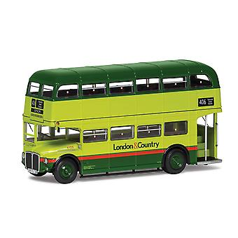 AEC Routemaster 406 Reigate LT Garage Diecast Model Bus