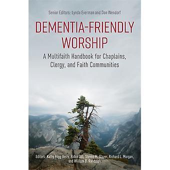 DementiaFriendly aanbidding door Virginia Biggar