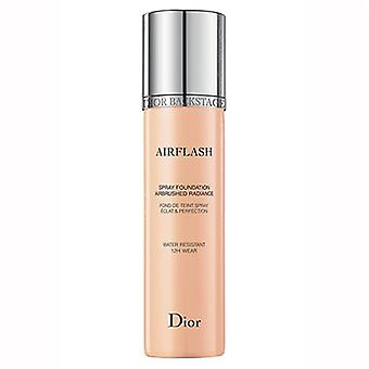 Christian Dior Backstage Pros Airflash Spray Foundation 202 Cameo 2.3oz / 70ml