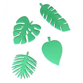 FMM Totally Tropical Leaves Set Of 4 Cutters