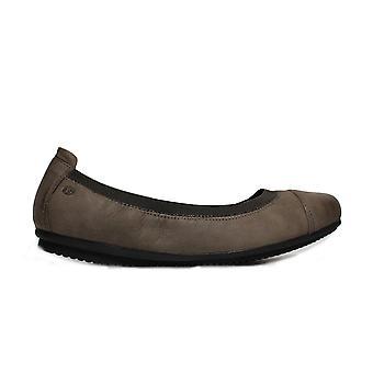 Josef Seibel Pippa 07 Grau Leder Damen Slip On Schuhe