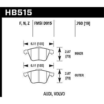 Hawk Prestanda HB515F.760 HPS