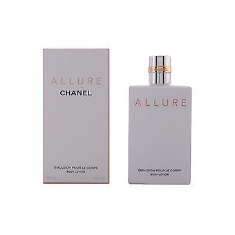 Chanel Allure emulsie Corps 200 Ml voor vrouwen