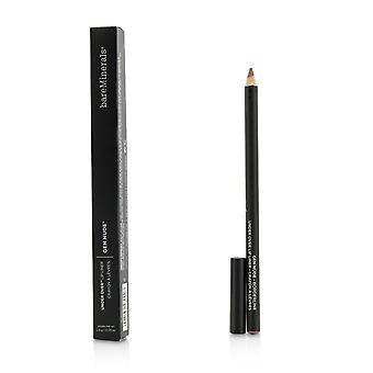 Gen Nude Under Over Lip Liner - Borderline 1.5g/0.05oz