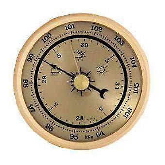 Barometer inserts gold or white dial 55mm insert diameter