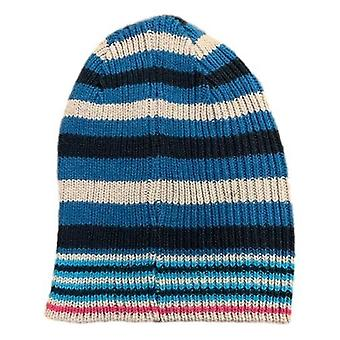 Tayberry ladies knitted striped hat
