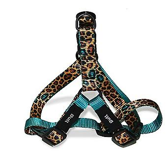 Bull Petral Animal Print T-4 (Dogs , Collars, Leads and Harnesses , Harnesses)