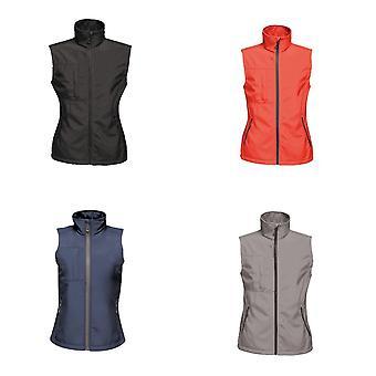Regatta Womesn/Ladies Octagon II Printable Soft Shell Bodywarmer