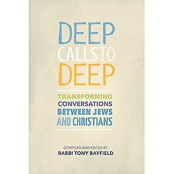 Djupa samtal till djupt: omvandla konversationer mellan judar och kristna