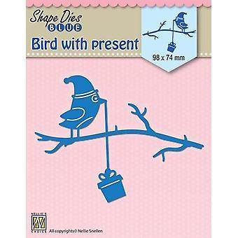 نيلي & أبوس؛ق اختيار الشكل يموت الطيور مع SDB068 98x74mm الحالي