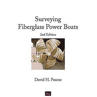 Lantmäteri glasfiber Power båtar 2nd Edition av Pascoe & David H