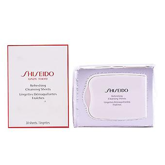 Make Up Remover Wipes The Essentials Shiseido