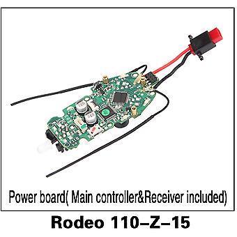 Power board (leder og mottaker inkludert)