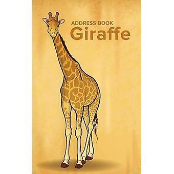 Address Book Giraffe by Us & Journals R