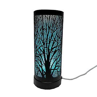 Desire Colour Changing Wax Burner - Black Tree