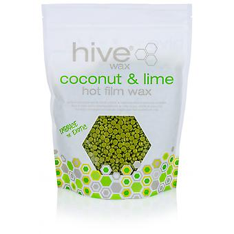 Pesä Beauty Coconut & Lime Vahaus Hot Wax Pelletit Mehiläisvaha 700g