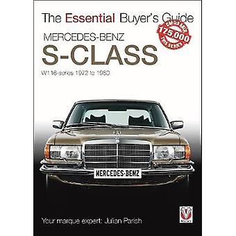 De Mercedes Benz S-Klasse 1972-1980 (W116) - Essential Buyers Guide door