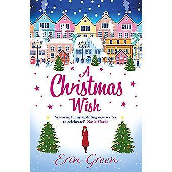 Un deseo navideño de Erin Green - 9781788541077 Libro