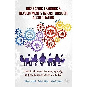 Increasing Learning & Development's Impact through Accreditation -