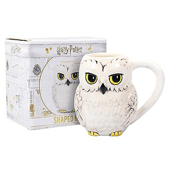 Half Moon Bay Harry Potter Shaped Mug Hedwig