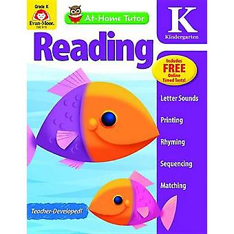 At Home Tutor Reading - Grade K by Evan-Moor Educational Publishers -