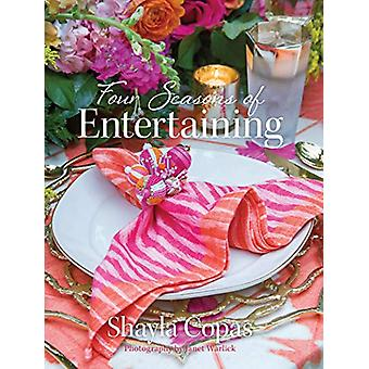 Four Seasons of Entertaining by  -Shayla Copas - 9780764357312 Book