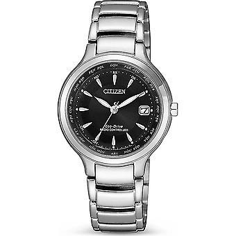 Citizen - Armbanduhr - Damen - EC1170-85E - Funkuhr - Caliber H246
