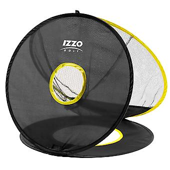 Izzo Triple Chip Golf Practice Chipping Net