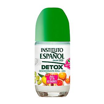 Instituto Espanol - Detox Deo Roll-on kulce - 75ML