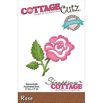 Cottage Cutz Petites Cutting Die – Rosa