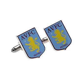 Aston Villa FC spinki do mankietów