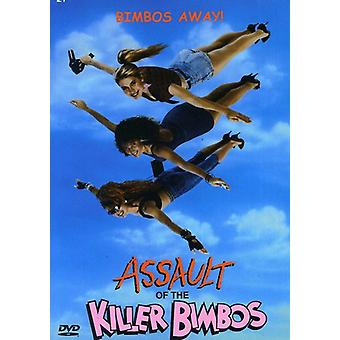 Assault of the Killer Bimbos [DVD] USA import