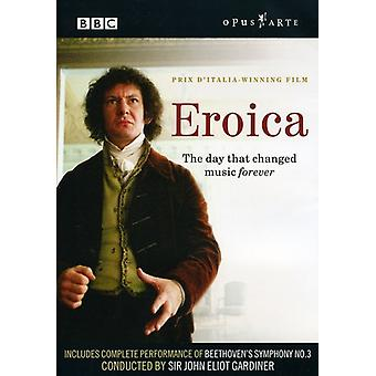 Eroica [DVD] USA import