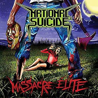 National Suicide - National Suicide [CD] USA import