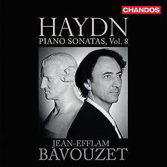Piano Sonatas 8 [CD] USA import