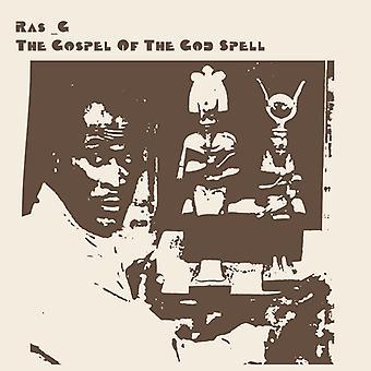Ras_G - Gospel of the God Spell [Vinyl] USA import