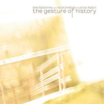 The Gesture Of History [CD] USA import