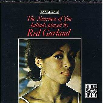Red Garland - Nearness of You [CD] USA import