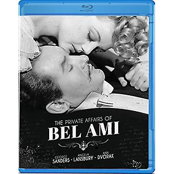 Private Affairs of Bel Ami [Blu-ray] USA import
