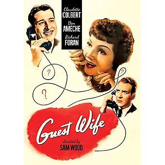 Gast vrouw (1945) [DVD] USA importeren