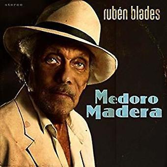 Ruben Blades - Medoro Madera [CD] USA import