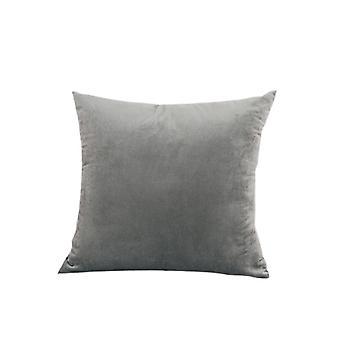 Pillow case Velvet 50x50 cm - Grey